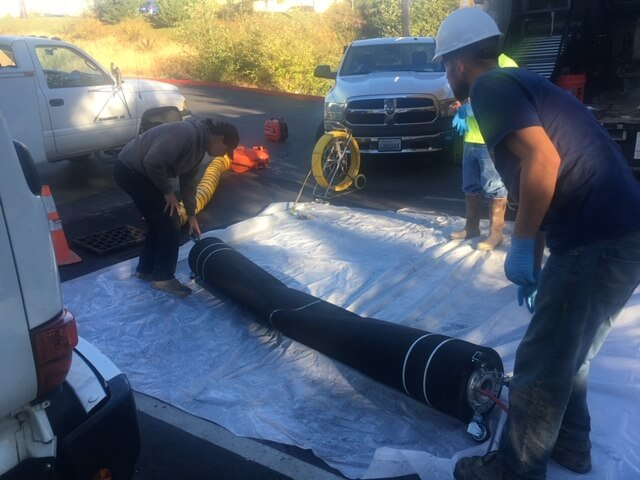 Pipe Inspection in Seattle