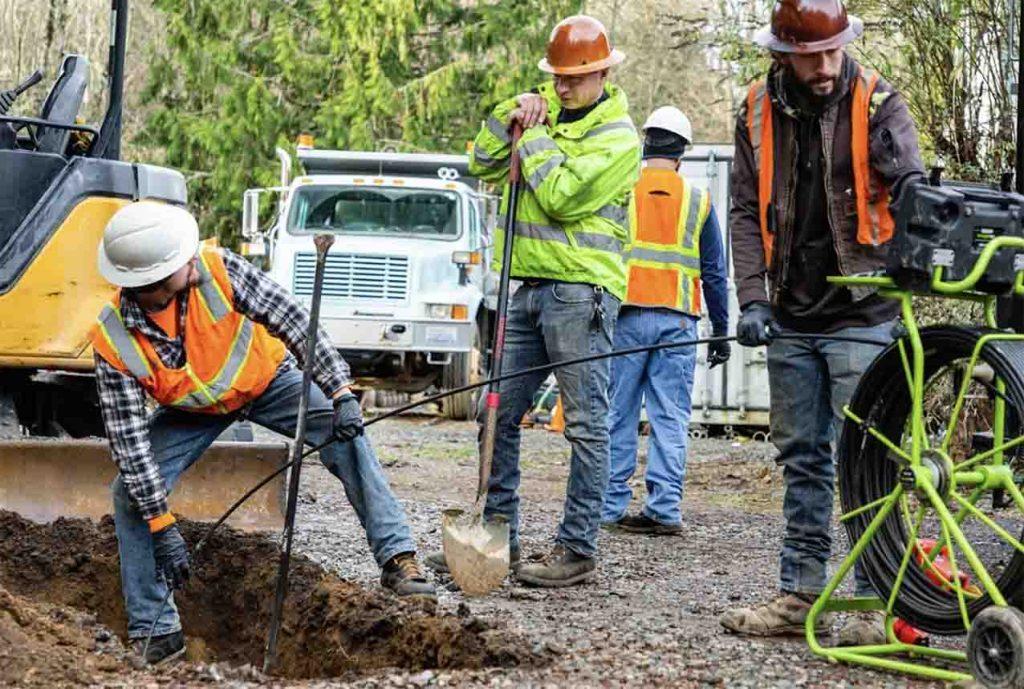 sewer repair services in Bellevue, WA