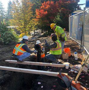 sewer repair services in Kirkland, WA